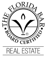 Florida Bar - Board Certified Real Estate Lawyer